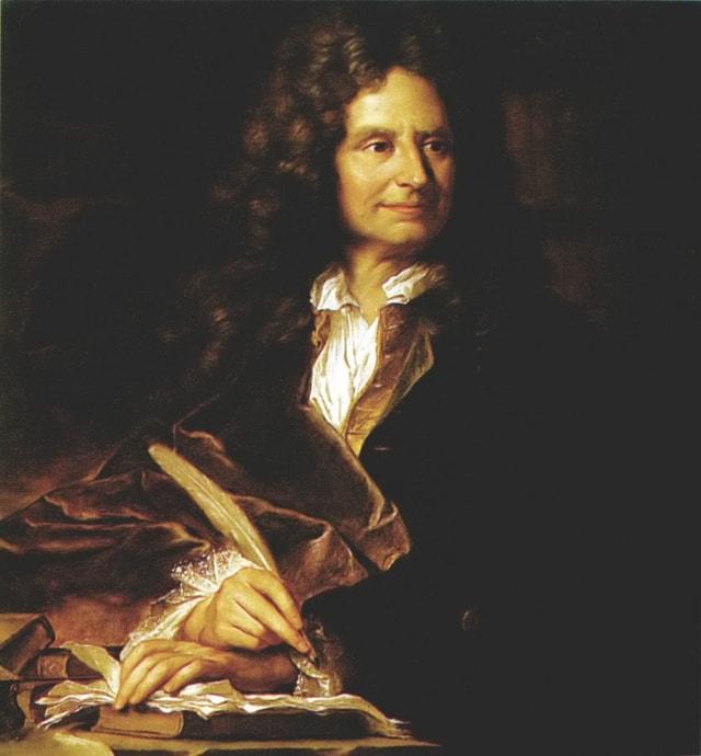Nicolas Boileau - Autor Neoclasicismo